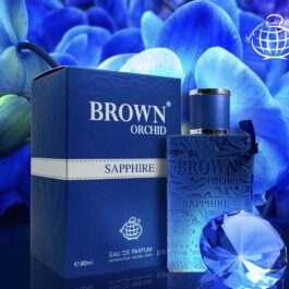 brown orchid sapphire