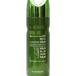 AL-Haramain-Excellent-Green-Deodorant-Spray at parfumo absolu