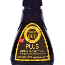 Germ protection oud foam hand wash