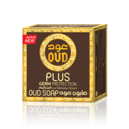 Germ protection oud soap