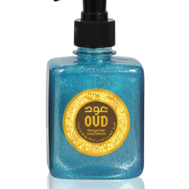 OUD WITH MUSK HAND & BODY WASH 300ml