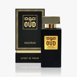 Perfume Oud And Musk 50ml