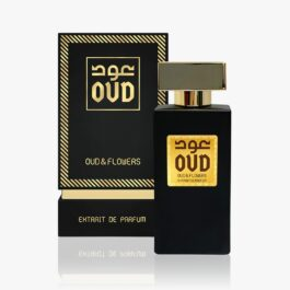 Perfume Oud and Flowers 50ml