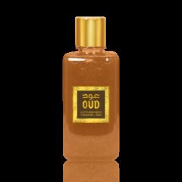 gold shower gel