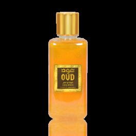 oud & amber shower gel