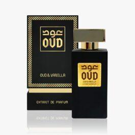 perfume oud & vanilla 50ml