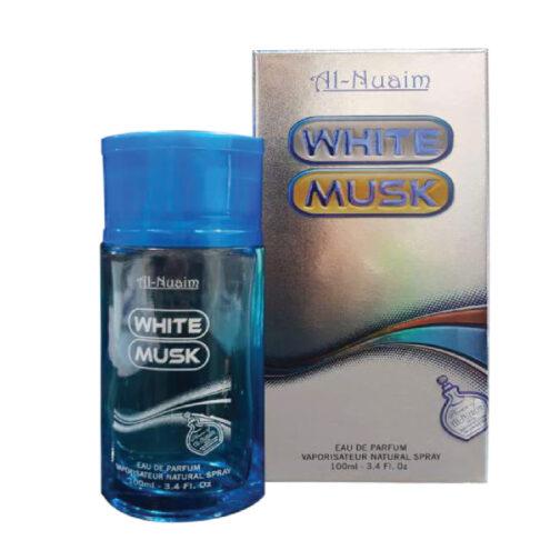 white musk 100ml edp perfume