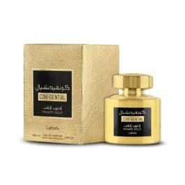 Confidential Private Gold by Lattafa Perfumes